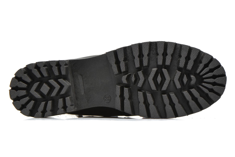 Stiefeletten & Boots Intentionally blank Tharp schwarz ansicht von oben