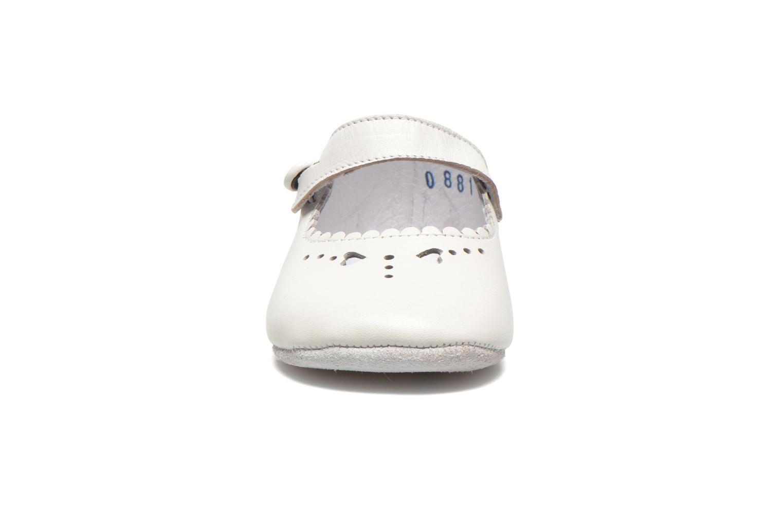 Slippers Start Rite Baby Elizabeth White model view