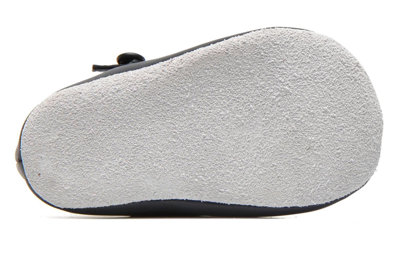 Baby Edward Navy leather