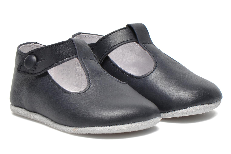 Pantofole Start Rite Baby Edward Azzurro vedi dettaglio/paio