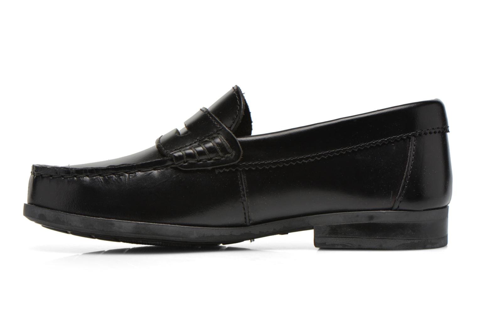 Loafers Start Rite Penny 2 Black front view