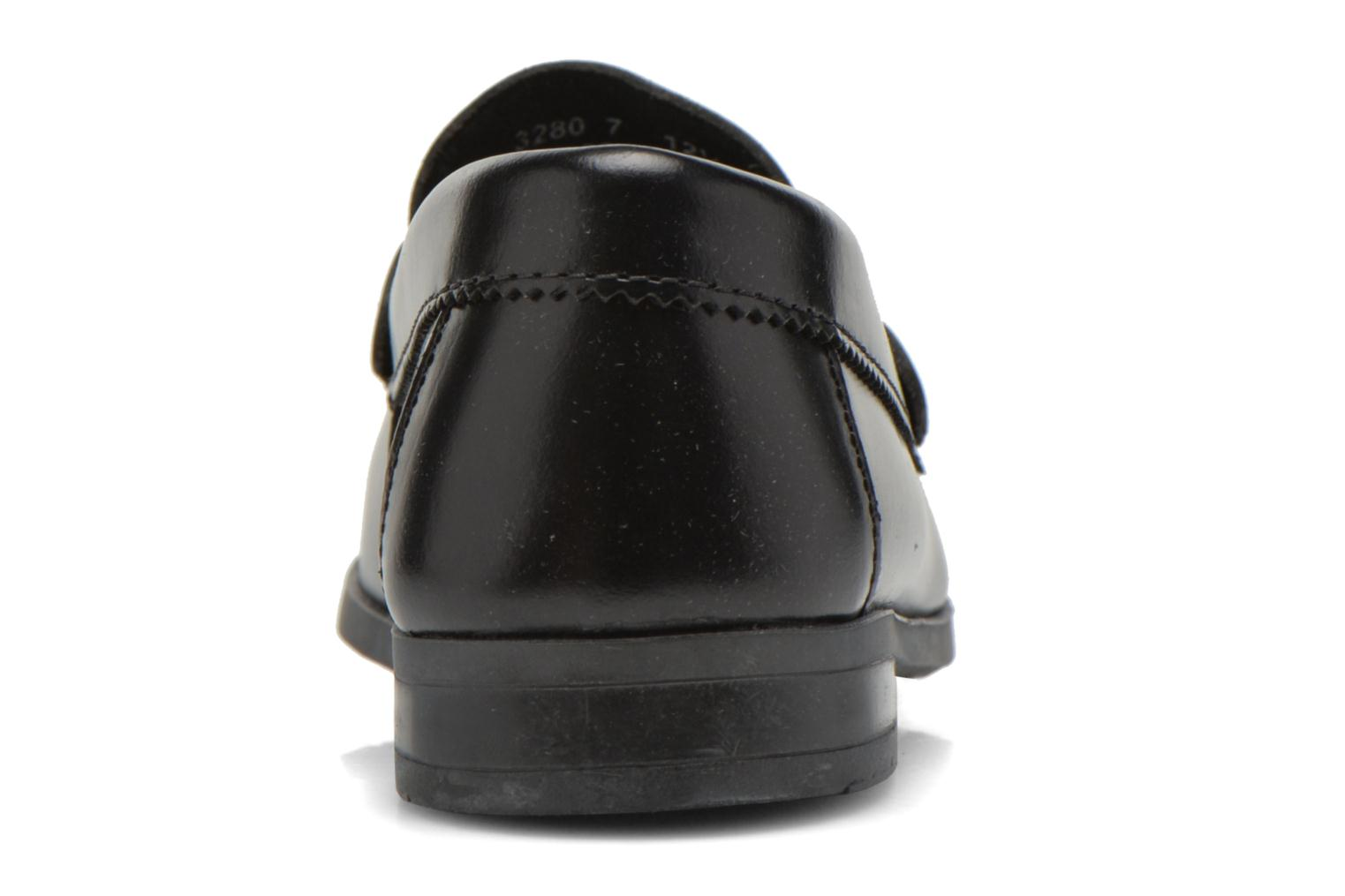 Loafers Start Rite Penny 2 Black view from the right