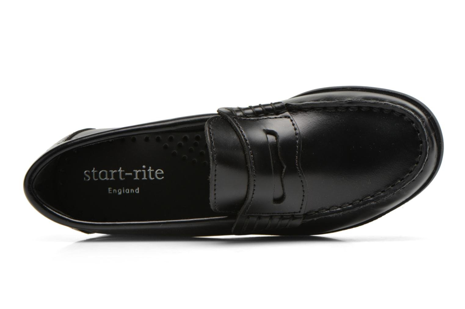 Loafers Start Rite Penny 2 Black view from the left