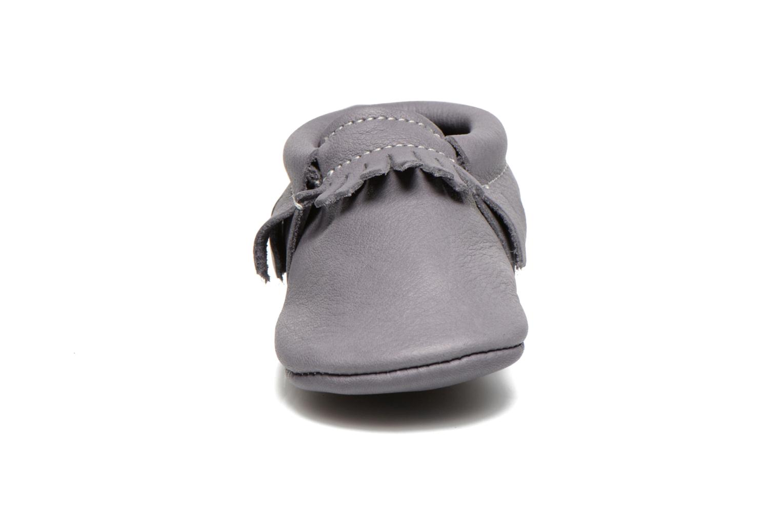 Slippers Hippie Ya Mocassins Requin Grey model view