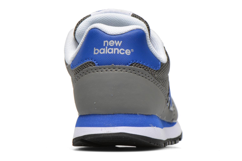 BBI BBY Blue Navy New Balance KV500 (Bleu)