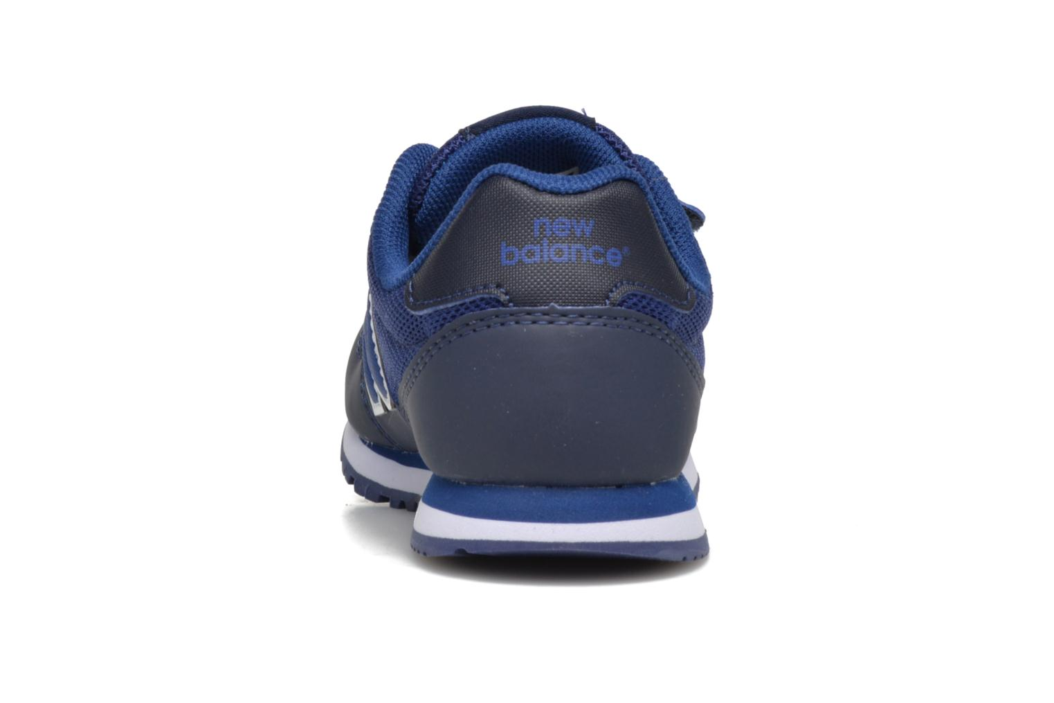 Trainers New Balance KV500 Blue view from the right