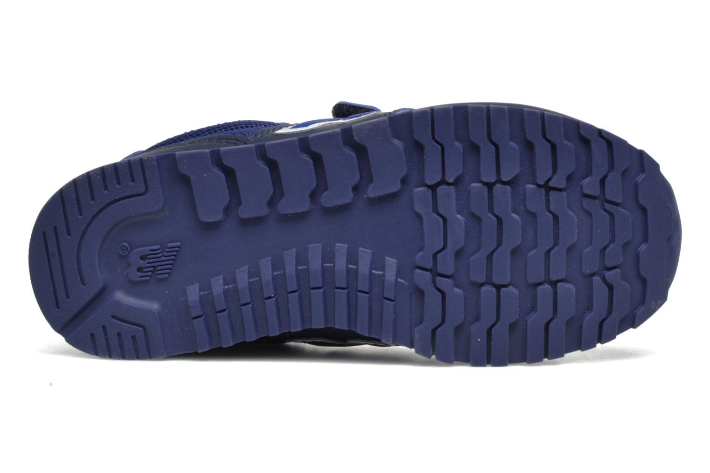 Baskets New Balance KV500 Bleu vue haut