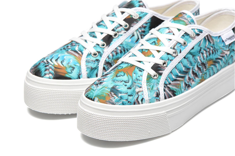Sneakers Les Tropéziennes par M Belarbi Samba Blå 3/4 billede