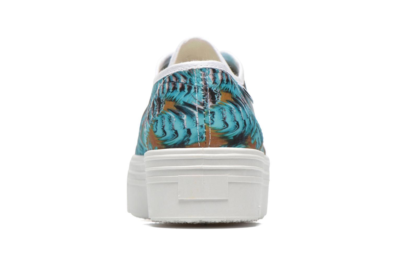 Sneakers Les Tropéziennes par M Belarbi Samba Blauw rechts
