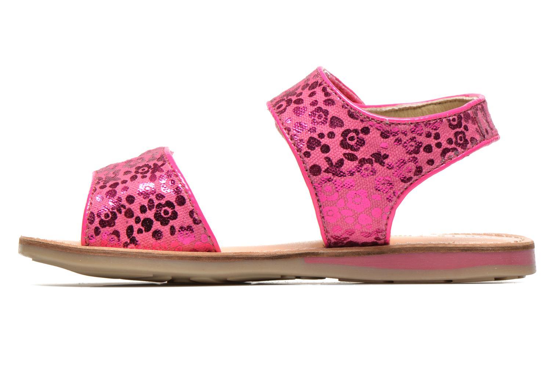 Sandalen Les Tropéziennes par M Belarbi Sissi rosa ansicht von vorne