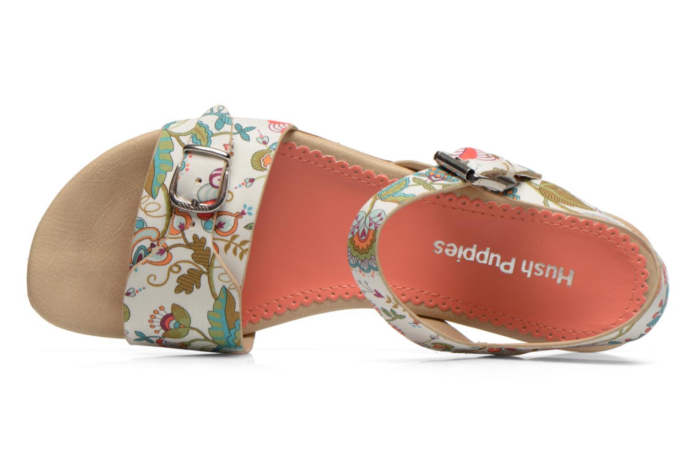 Sandales et nu-pieds Hush Puppies Corsica Buckle Multicolore vue gauche
