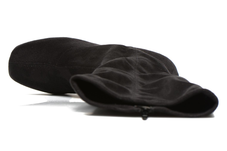 Stiefel Georgia Rose Lolu Stretch 2 schwarz ansicht von links