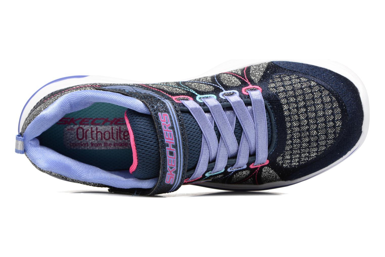 Sneaker Skechers Swift Kicks grau ansicht von links