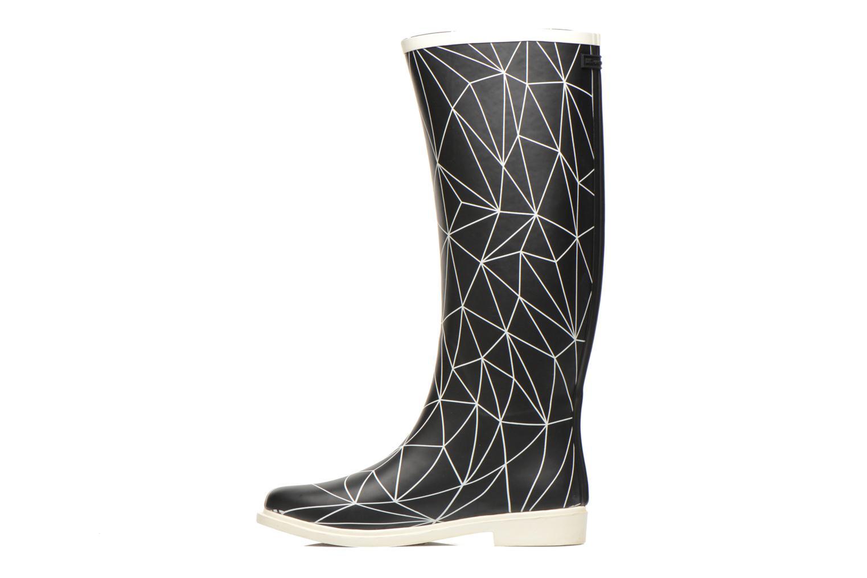 Stiefel United Nude Rain Boot mehrfarbig ansicht von vorne