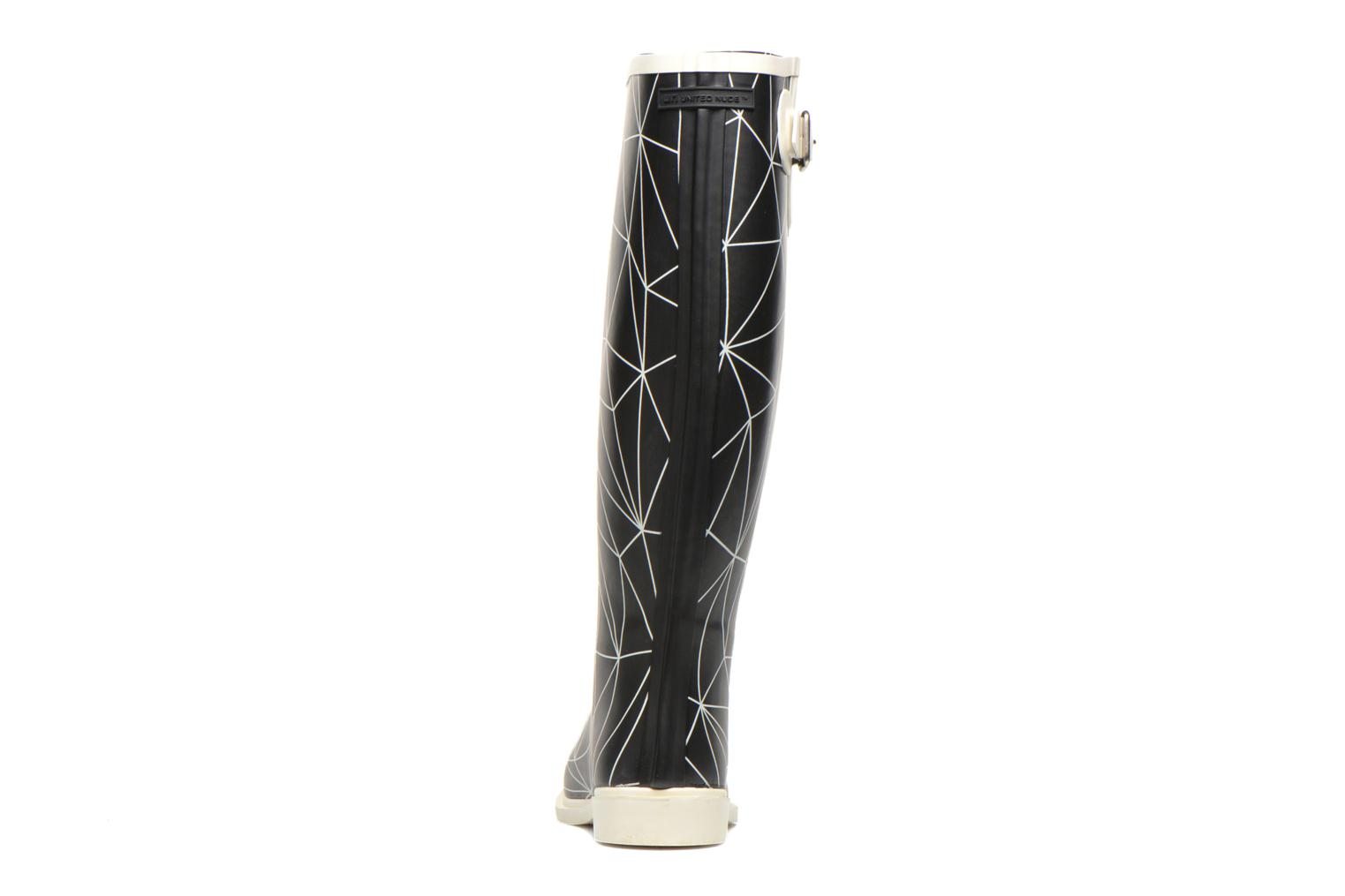 Boots & wellies United Nude Rain Boot Multicolor view from the right