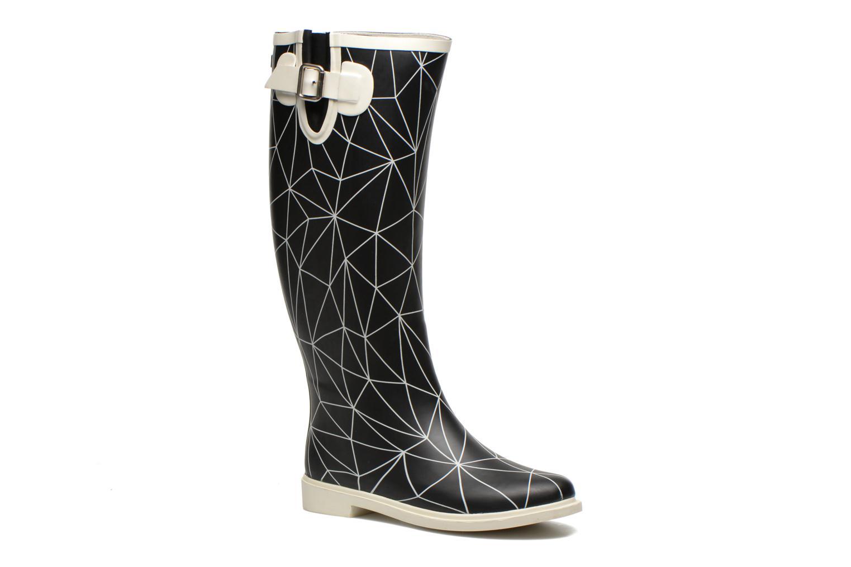 Stiefel United Nude Rain Boot mehrfarbig detaillierte ansicht/modell