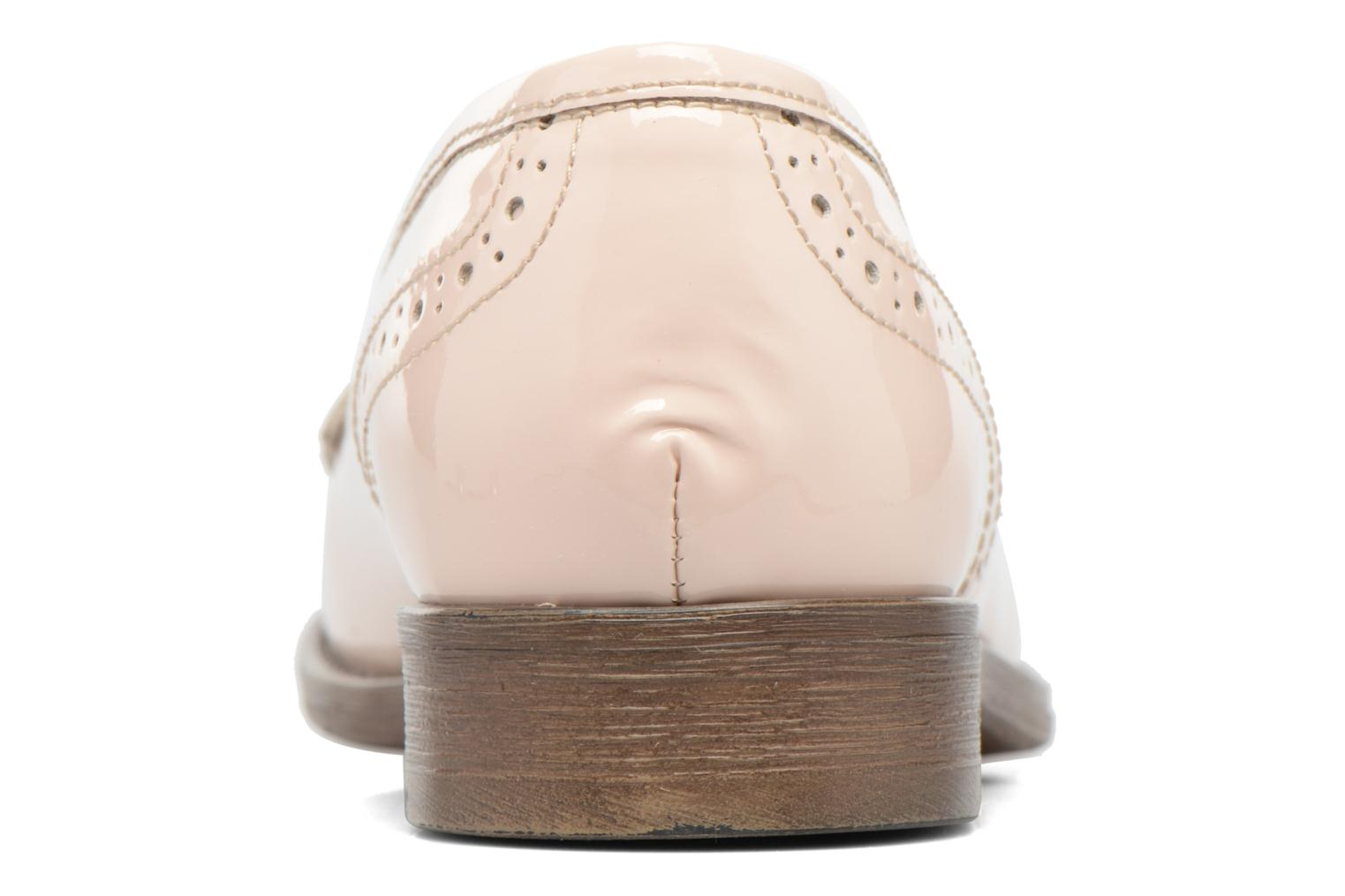 Loafers Georgia Rose Ananda Beige view from the right