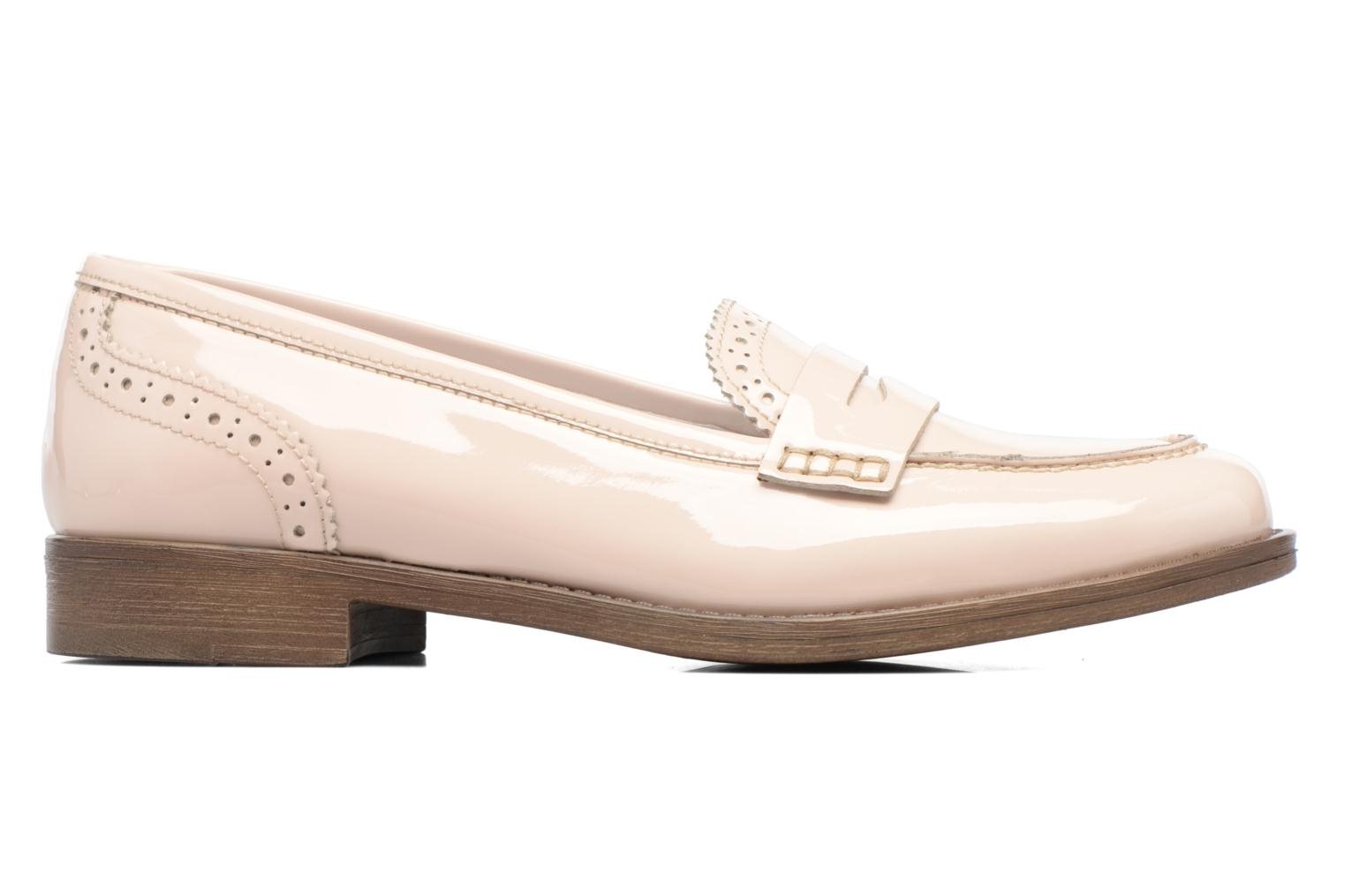 Loafers Georgia Rose Ananda Beige back view