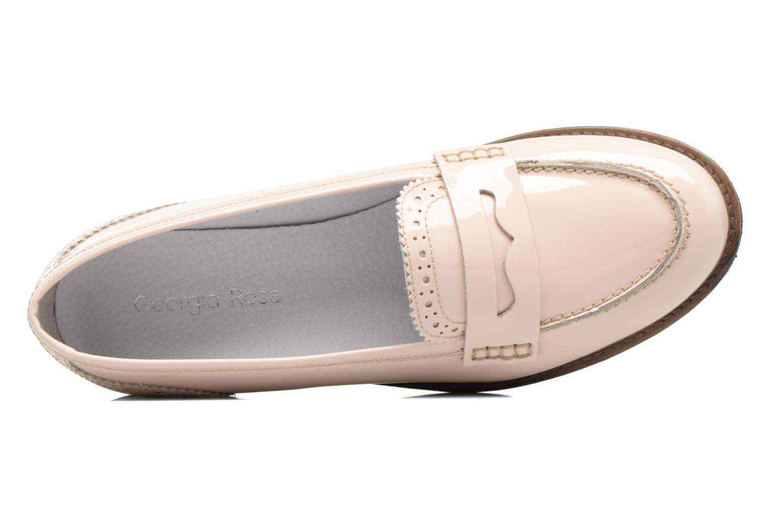 Loafers Georgia Rose Ananda Beige view from the left