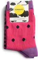 Calcetines pois / Rayures Pack de 2