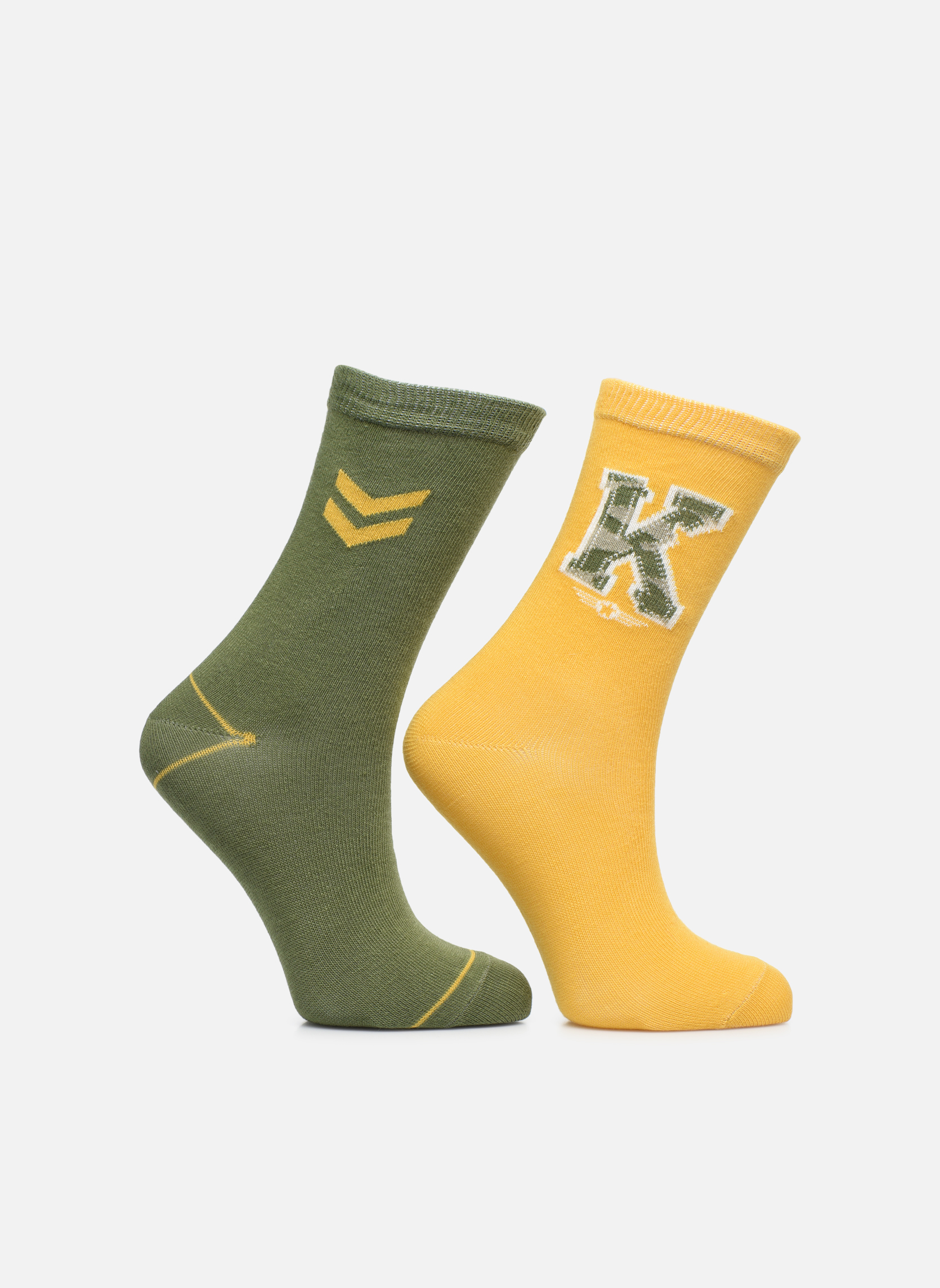 Calcetines Chevrons Pack de 2