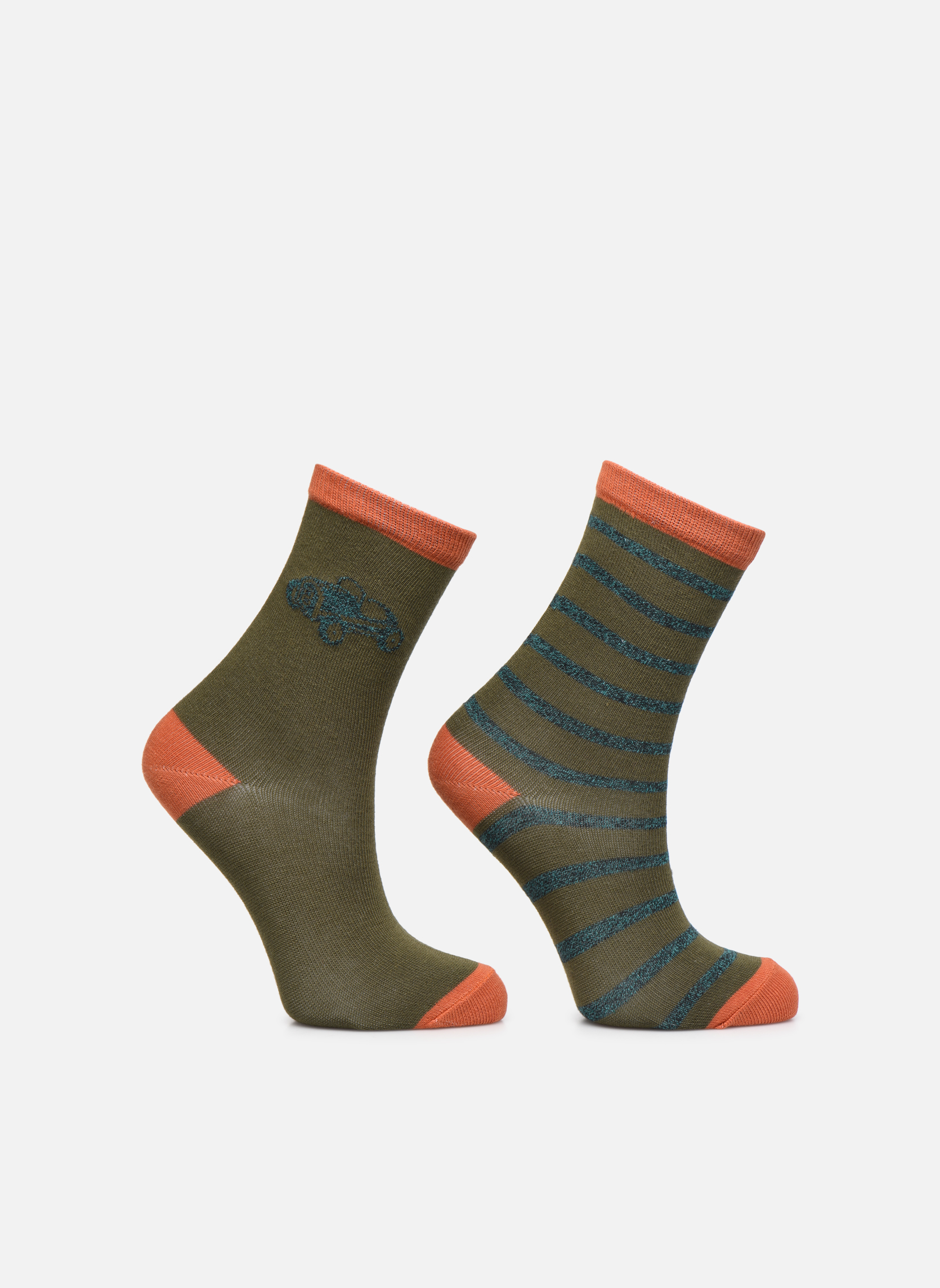 Socks Fantaisie Pack of 2