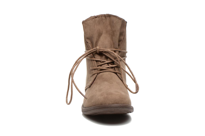 Bottines et boots I Love Shoes Thableau E Beige vue portées chaussures