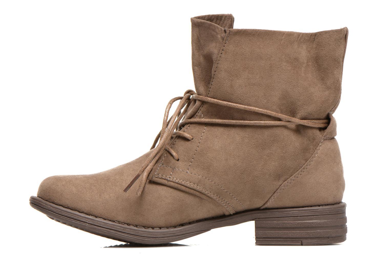 Bottines et boots I Love Shoes Thableau E Beige vue face