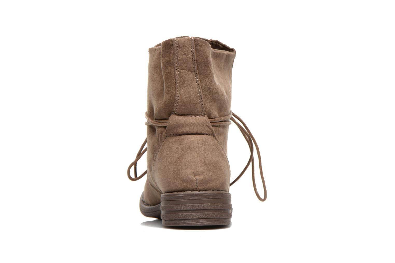 Bottines et boots I Love Shoes Thableau E Beige vue droite