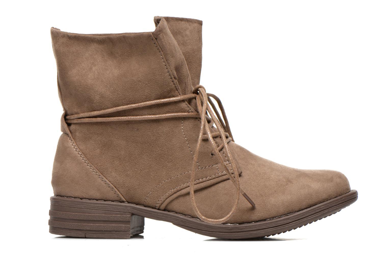 Bottines et boots I Love Shoes Thableau E Beige vue derrière