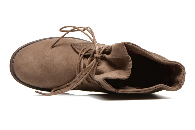 Bottines et boots I Love Shoes Thableau E Beige vue gauche