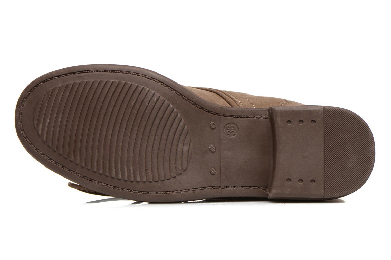Bottines et boots I Love Shoes Thableau E Beige vue haut