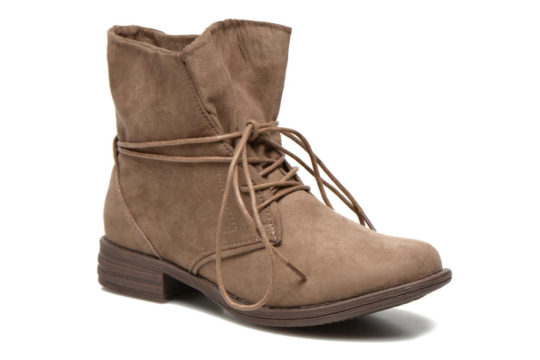 Bottines et boots I Love Shoes Thableau E Beige vue détail/paire