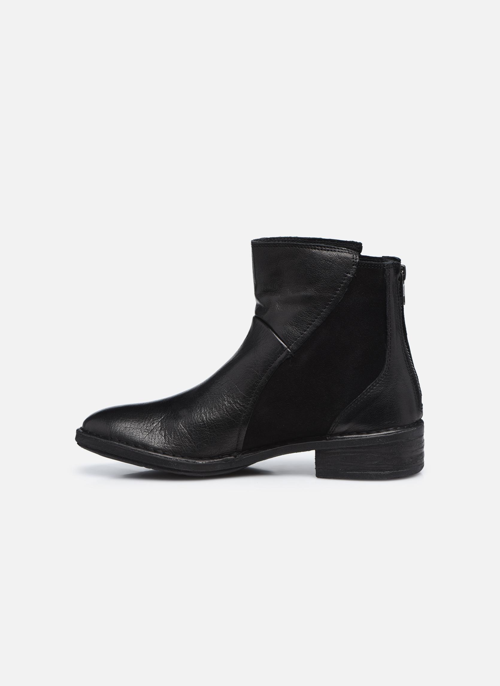 Emma Buff nero + velour nero
