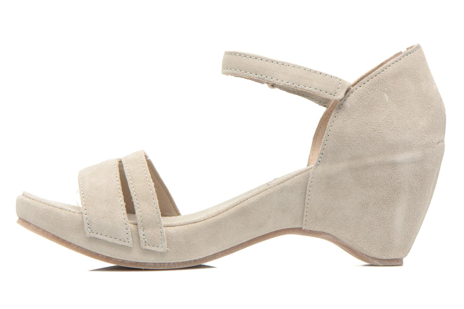 Sandals Khrio Lola Grey front view