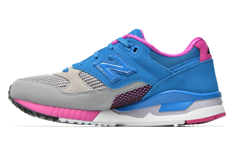 Sneaker New Balance W530 blau ansicht von vorne