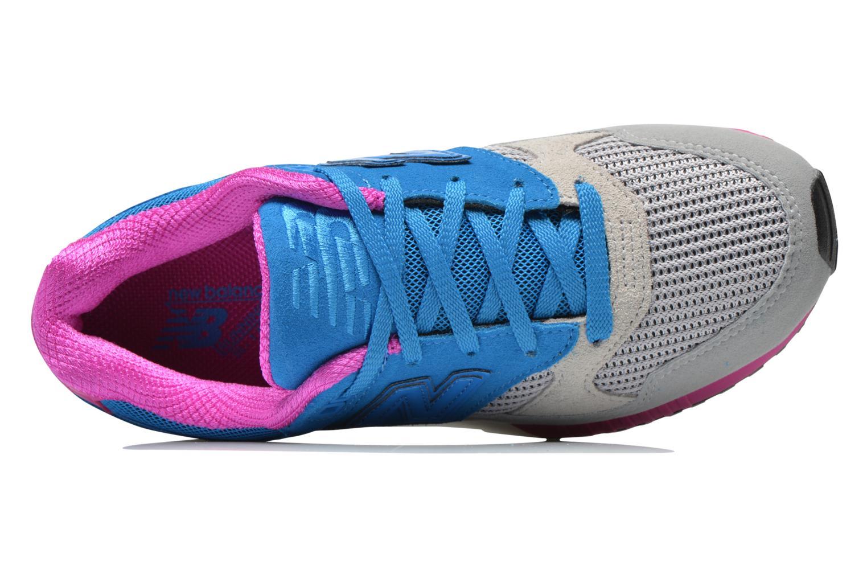 Sneaker New Balance W530 blau ansicht von links