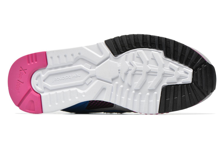 Sneaker New Balance W530 blau ansicht von oben