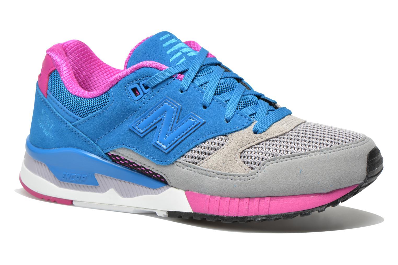 Sneaker New Balance W530 blau detaillierte ansicht/modell