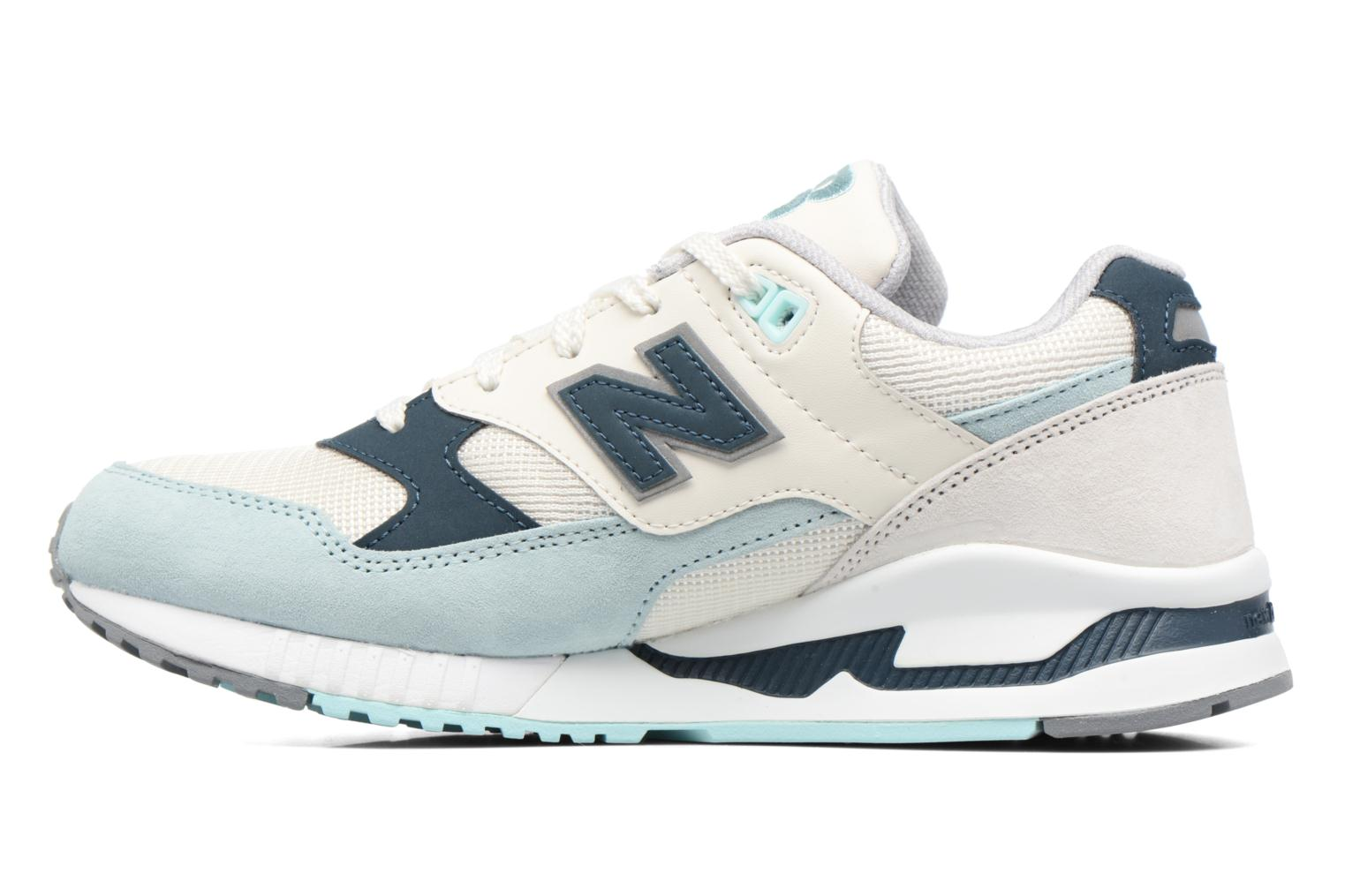 Baskets New Balance W530 Blanc vue face