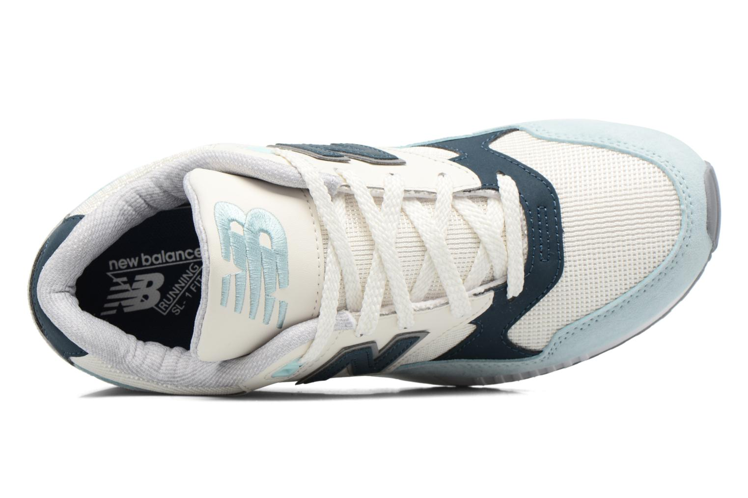 Baskets New Balance W530 Blanc vue gauche