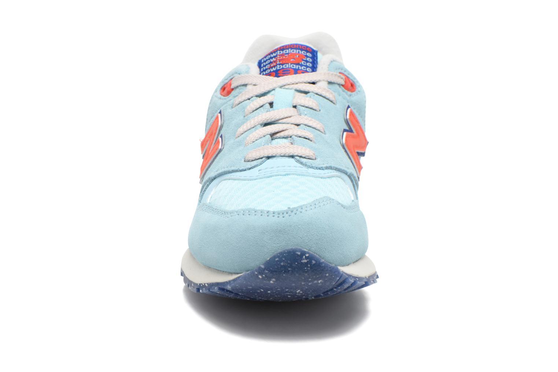 Sneakers New Balance WL999 Blå bild av skorna på