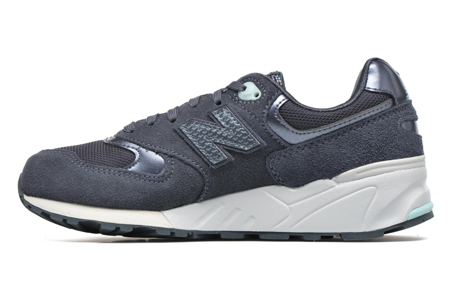 Trainers New Balance WL999 Grey front view