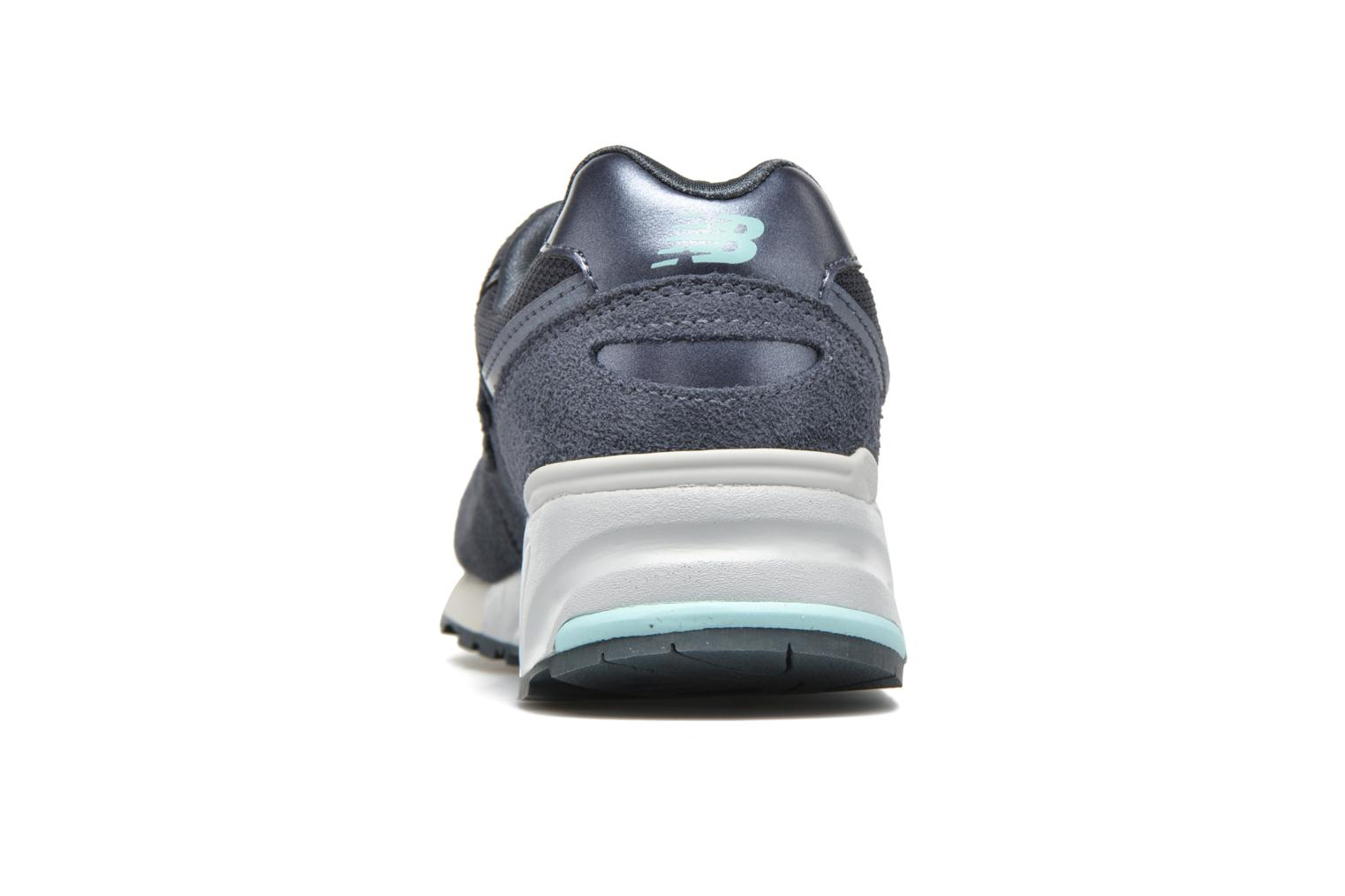 Trainers New Balance WL999 Grey view from the right
