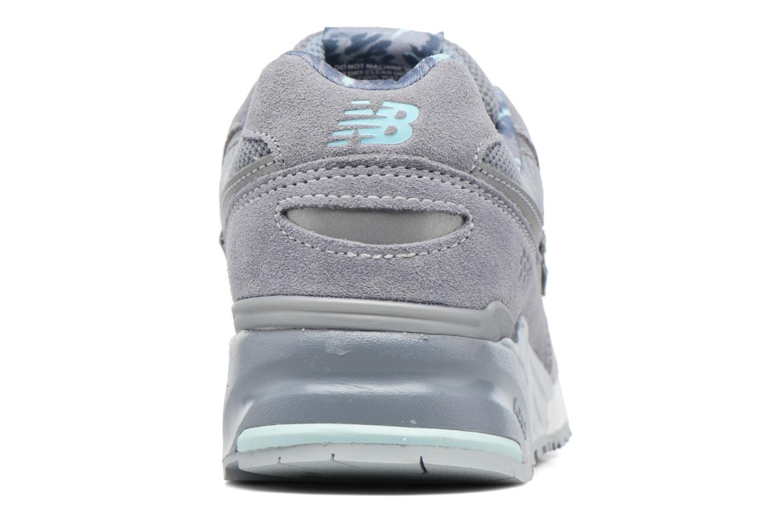 Sneakers New Balance WL999 Grijs rechts