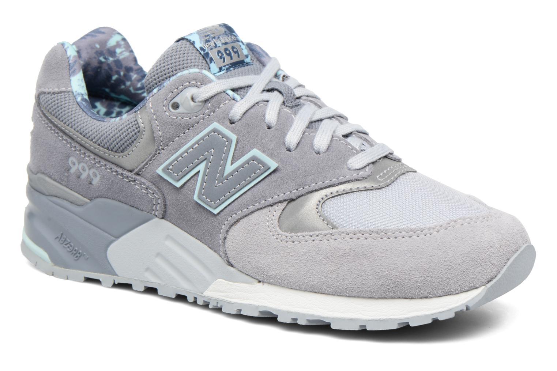Sneaker New Balance WL999 grau detaillierte ansicht/modell