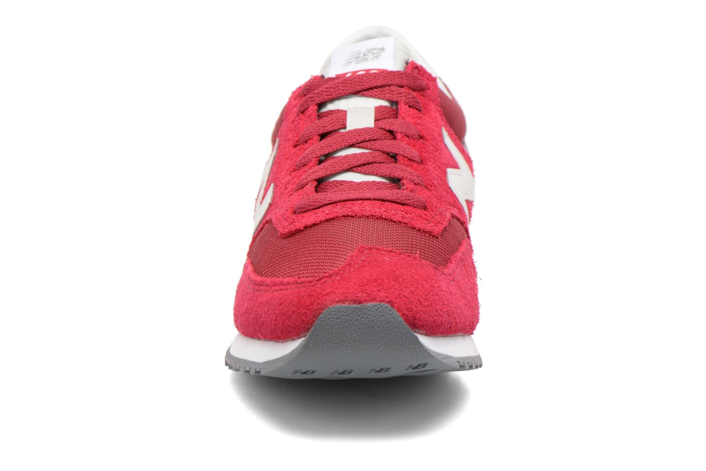 Baskets New Balance CW620 Rouge vue portées chaussures