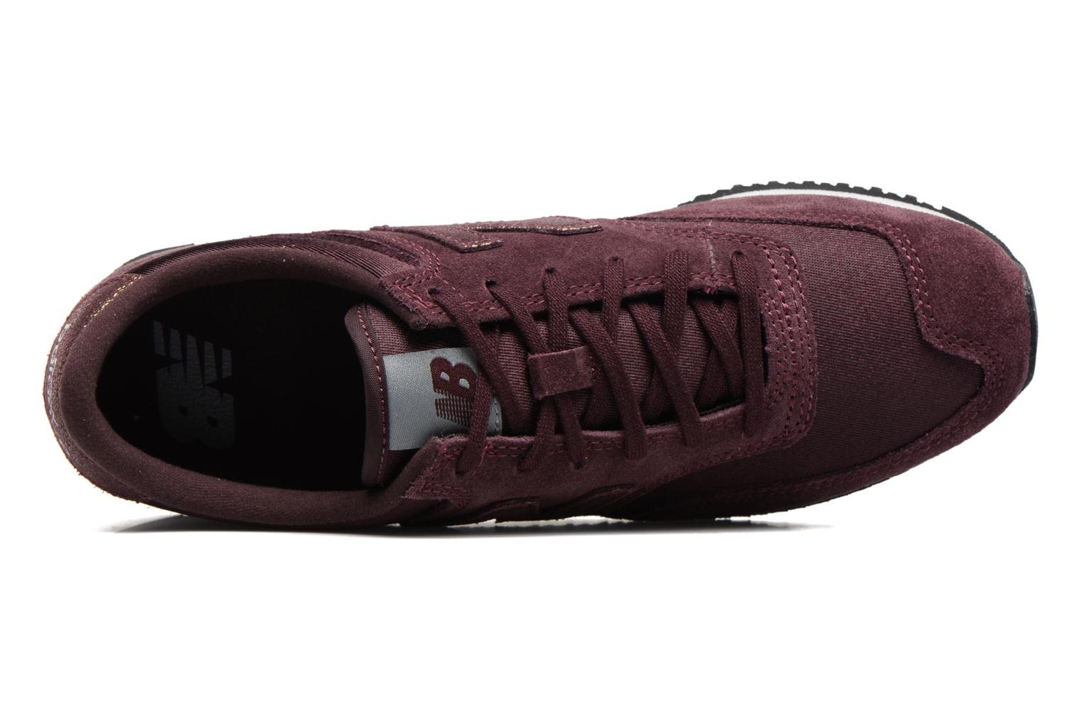 Sneakers New Balance CW620 Viola immagine sinistra
