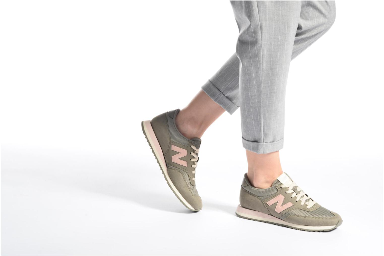 Sneakers New Balance CW620 Zwart onder