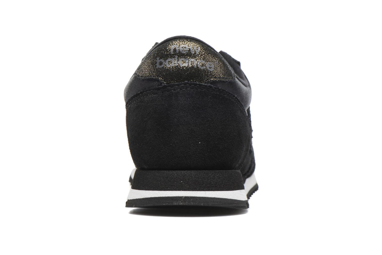 Sneakers New Balance CW620 Sort Se fra højre